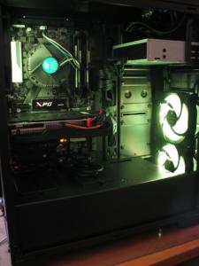 Dobrze rozplanowana konstrukcja komputera