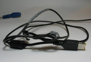 uszkodzony kabel zasilacza Lenovo naprawa komputerów i laptopów Łódź